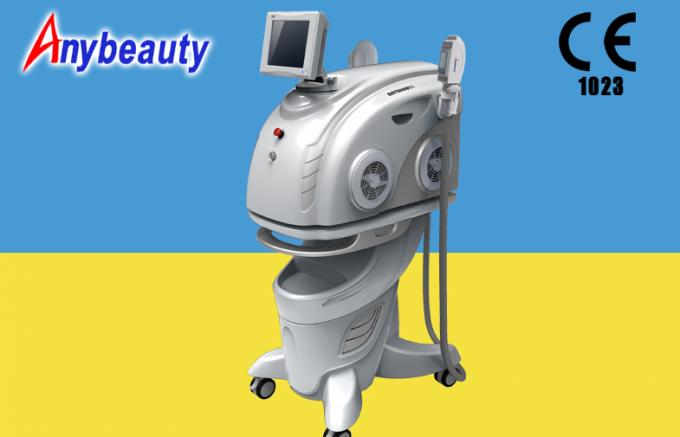 Machine permanente d'épilation d'Elight/traitement vasculaire facial de laser