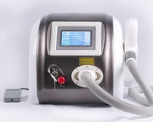 Chine Anybeauty Portable F12 tattoo removal machine 1064 nm 532nm nd yag laser fournisseur